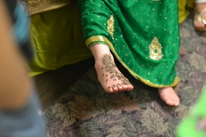 Mehndi and Beam Signing 318