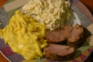 pork and mac