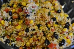 South west quinoa