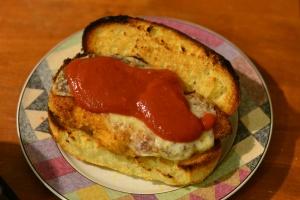 chx parm sandwich