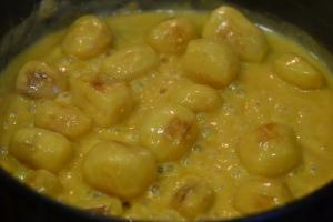 mustard glazed turnips