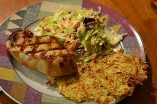 pork and potato pancakes