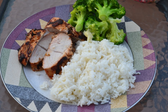 turkey and rice