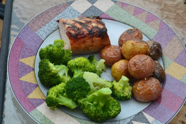 pork pots broc
