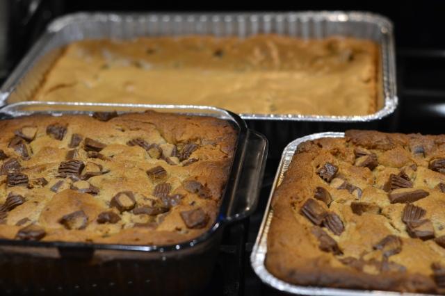 marathon bake session