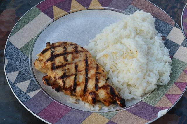 chx and rice